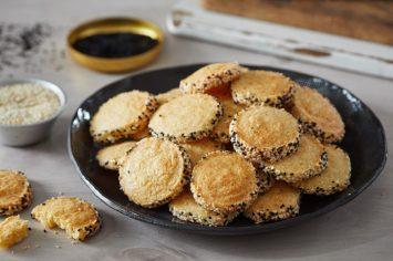 כשרוצים לפנק את האורחים: עוגיות גבינה מלוחות