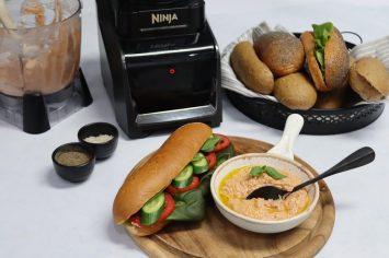 ממרח גבינה בטעם פיצה שיגרום לילדים לטרוף את הסנדוויץ'!