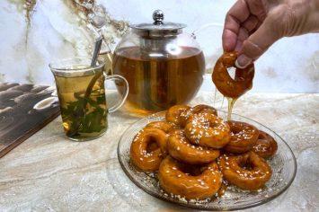 טייגלך – עוגיות סבתא לראש השנה
