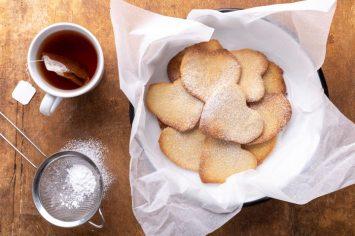 צנצנת חובה בכל שיש: עוגיות חמאה מעולות
