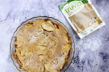 פחות סוכר ובפחות זמן: עוגת תפוחים זריזה וטעימה!