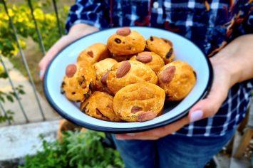 בולו – מתכון של עוגיות טונסאיות לשבירת הצום של יום כיפור