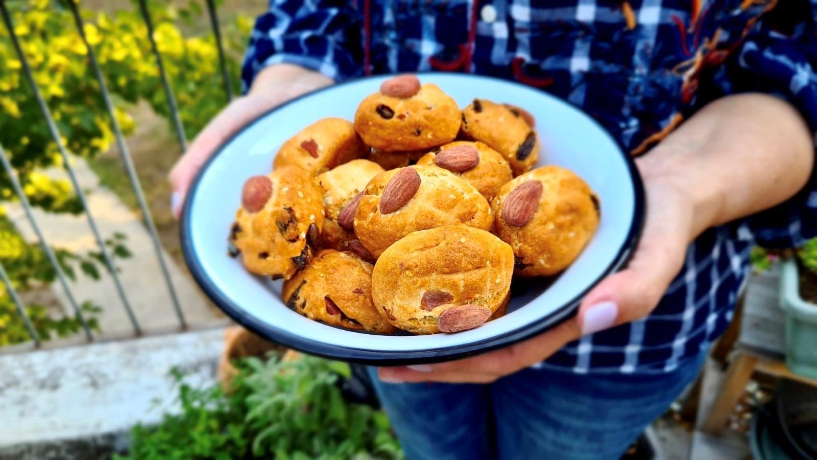 עוגיות בולו ליום כיפור