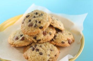 עוגיות שוקולד צ׳יפס רכות ב-10 דקות!