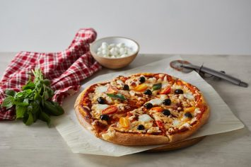 פיצה ביתית כמו באיטליה!
