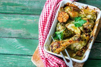 ארוחה משפחתית – עוף בלימון שכולם אוהבים