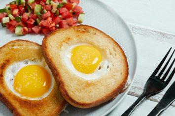 אמרו כן! לביצה בקן
