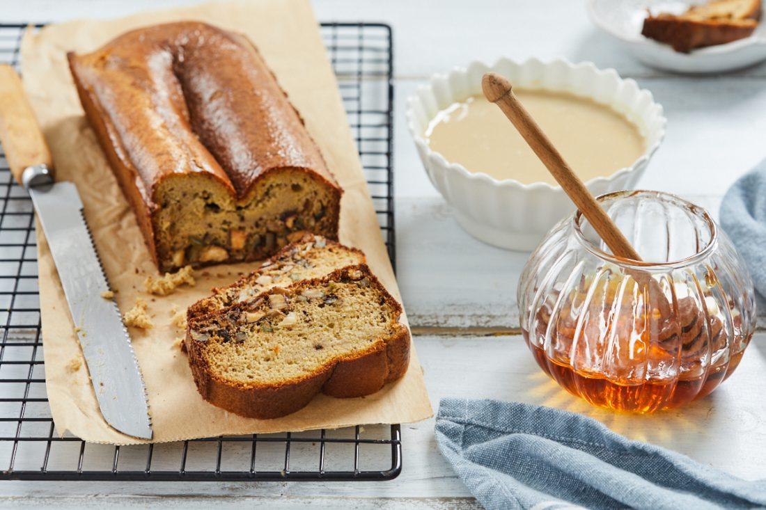 לחם טחינה. צילום: שניר גואטה