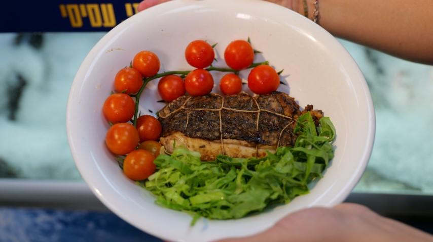 רוסטפיש חנה דגים.צילום: עמית טרפוצ'ניק