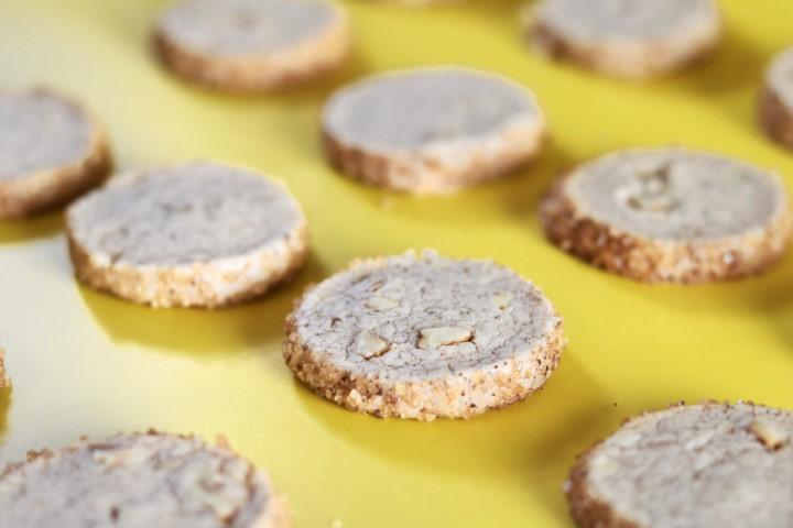 עוגיות פקאן מתובלות. צילום: אייל רווח