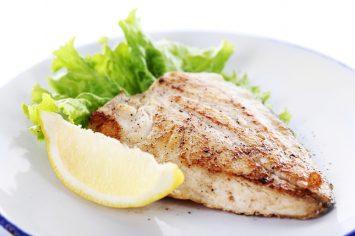 פילה דג אמנון בתנור בקלי קלות