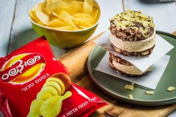 קוקילידה תפוצ׳יפס ללא אפייה, עם גלידה ביתית בקלי קלות!