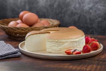 עוגת גבינה יפנית: כמו לאכול ענן