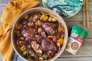 עוף בתנור של יונית צוקרמן