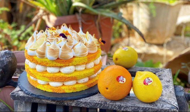 עוגת שכבות הדרים