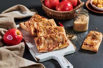 מאפה טארט תפוחים מהיר