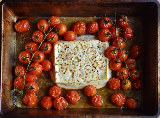 פסטה פטה ועגבניות