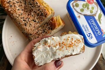 לחם טחינה שיפקה ללא גלוטן