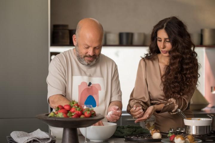 רושפלד ומירי כהן מציגים –כללי זהב לארוחת חג מושלמת