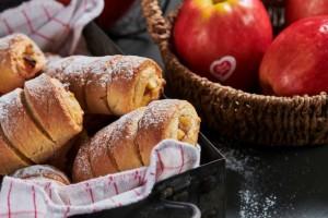 עוגיות שטרודל תפוחים 3