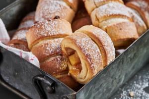 עוגיות שטרודל תפוחים 2