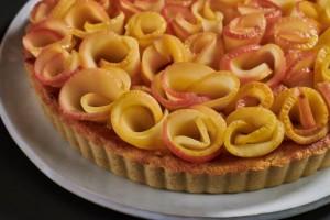 עוגת שושני תפוחים 7