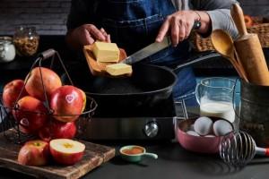 עוגת שושני תפוחים 1