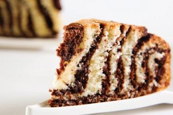 עוגת ספירלה שוקולד קוקוס של קרין גורן