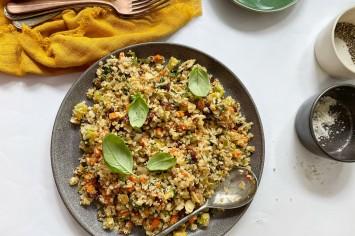 אורז כרובית עם הפתעות