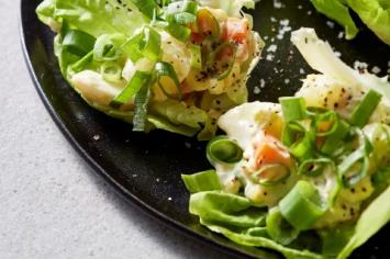 החמישייה הפותחת – 5 מתכונים של סלטים לארוחת החג