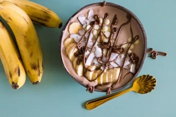 סמודי בול בננה לוטי ושוקולד של אור בן אוליאל