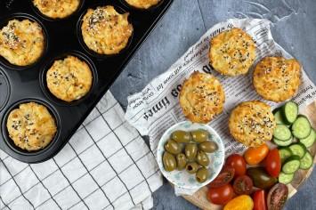 בואיקוס זיתים: לחמניות עם גבינה ממכרות ב-10 דקות!