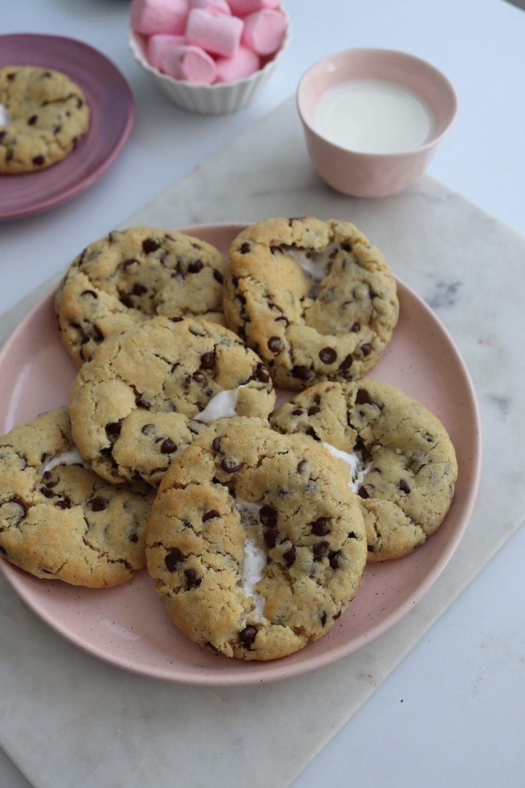 עוגיות מרשמלו