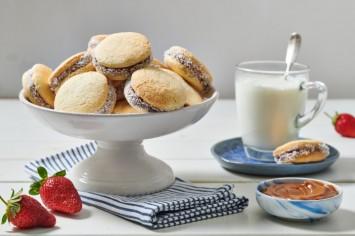 עוגיות אלפחורס קלאסיות הכי טעימות שיש!