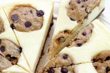 עוגת גבינה עם עוגיות שוקולד צ`יפס של קרין גורן