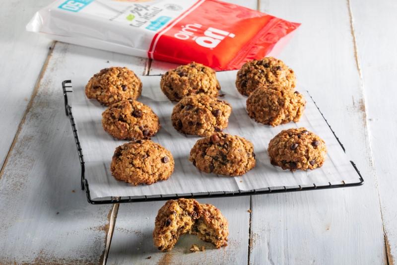 עוגיות שיבולת שועל סנו סושי 4