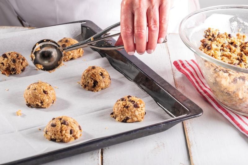 עוגיות שיבולת שועל סנו סושי 5