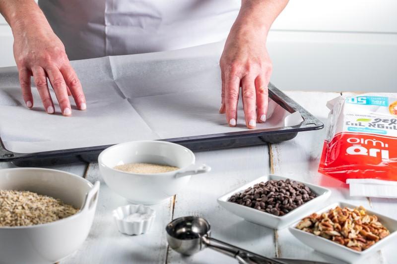 עוגיות שיבולת שועל סנו סושי 6