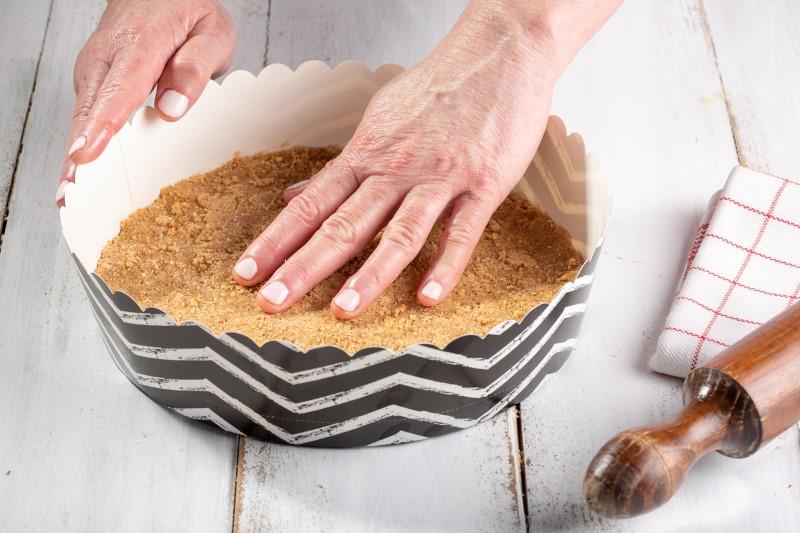 עוגת גבינה אפויה סנו סושי 3