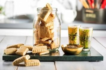 עוגיות ריפעת מרוקאיות לשעת התה
