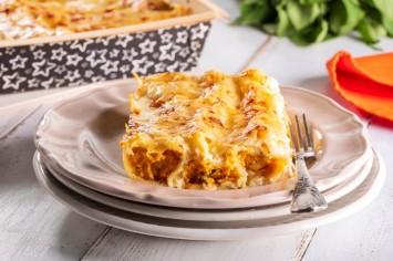 תענוג איטלקי במטבח הביתי: קנלוני גבינות ובטטה