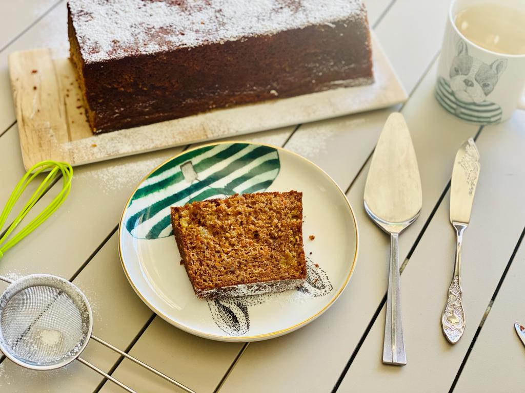 עוגת גזר של יונית צוקרמן