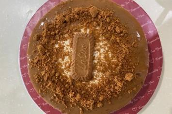 עוגת לוטוס מ-3 מרכיבים בלבד!