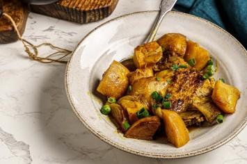 סופריטו עוף עם תפוחי אדמה בחמישה צעדים