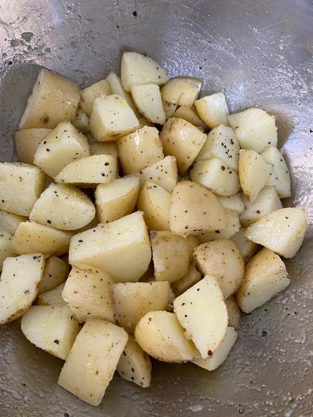תפוחי אדמה קראנצ'יים 3
