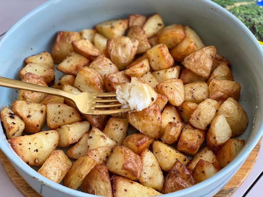 תפוחי אדמה קראנצ'יים 1