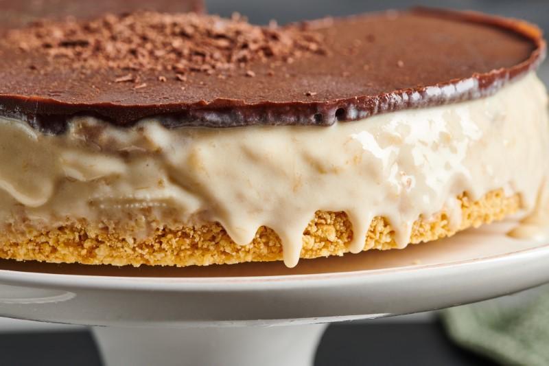 עוגת גלידה צ'אנקי מאנקי ממכרת 1