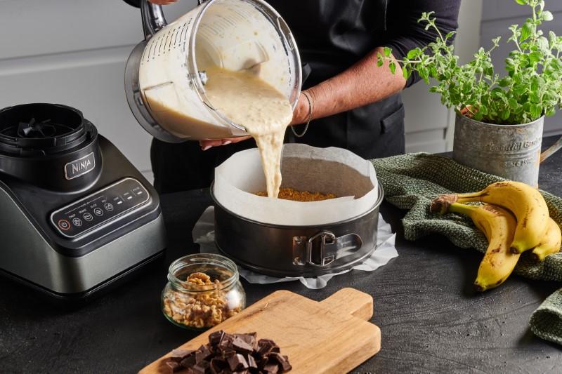 עוגת גלידה צ