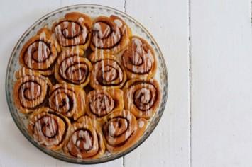 עוגת סינרול משפחתית של קרין גורן