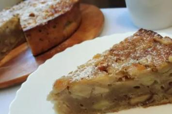 עוגת תפוחים קלי קלות של קרין גורן